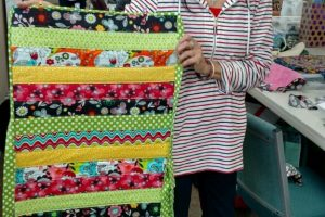 Cathy K's table runner
