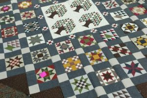 Deborahs Civil War quilt