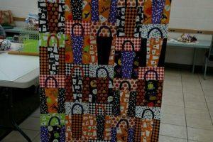 Irene's 2nd quilt