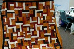 Jeannette's quilt